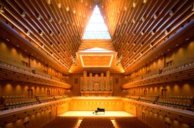 東京オペラシティ コンサートホール写真