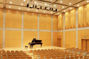 東京オペラシティ リサイタルホール写真