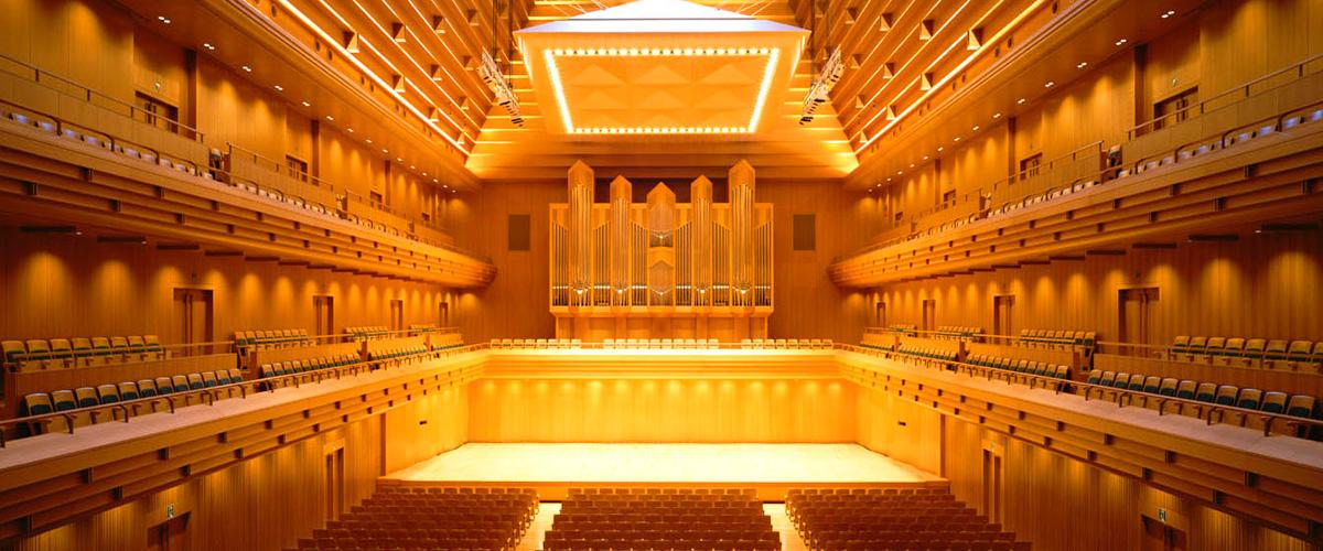 東京オペラシティ コンサートホール/リサイタルホール