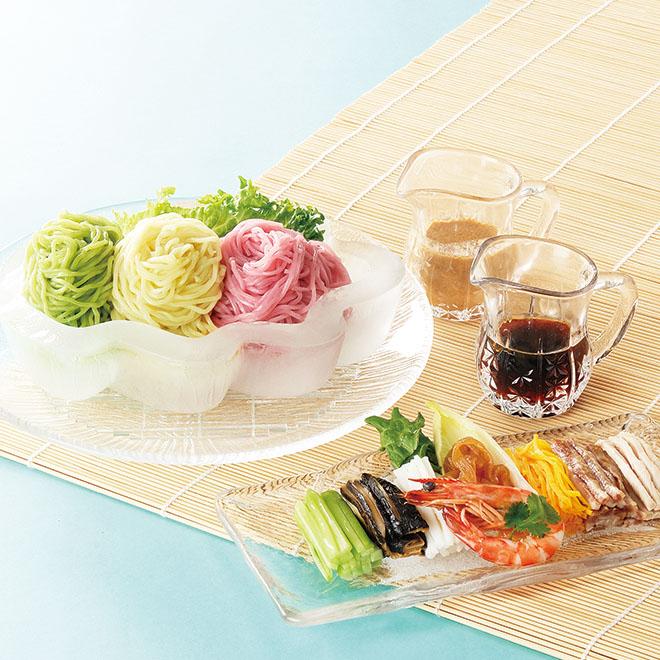 夏季限定 冷麺フェアの画像