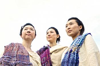 カペラッテ(針ヶ谷伸子、森川郁子、田中理恵子)