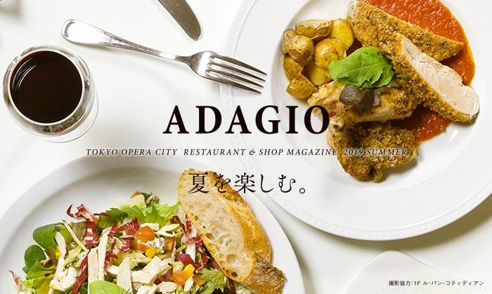 ADAGIO -夏を楽しむの画像