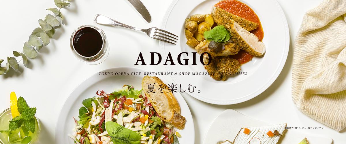ADAGIO -夏を楽しむ